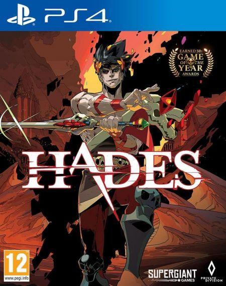 Echanger le jeu Hades sur PS4