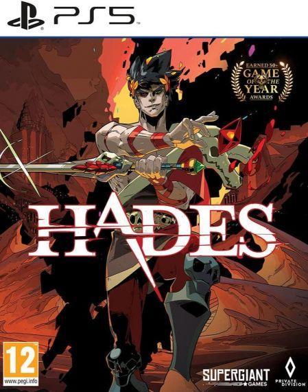 Echanger le jeu Hades sur PS5