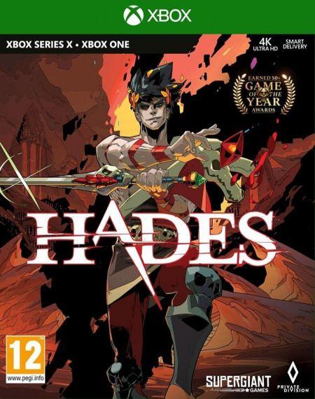 Echanger le jeu Hades sur Xbox One