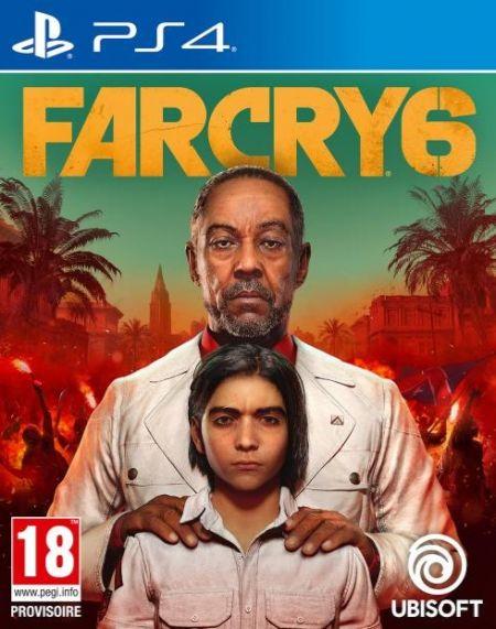 Echanger le jeu Far Cry 6 sur PS4