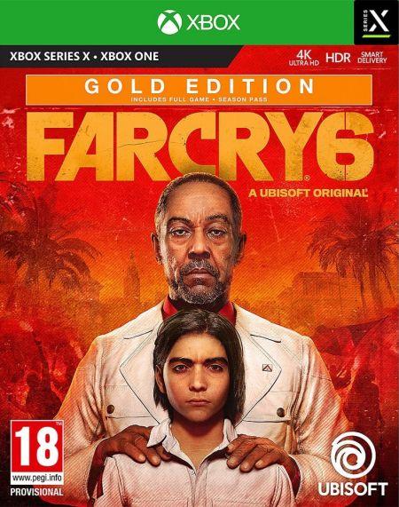 Echanger le jeu Far Cry 6 sur Xbox One