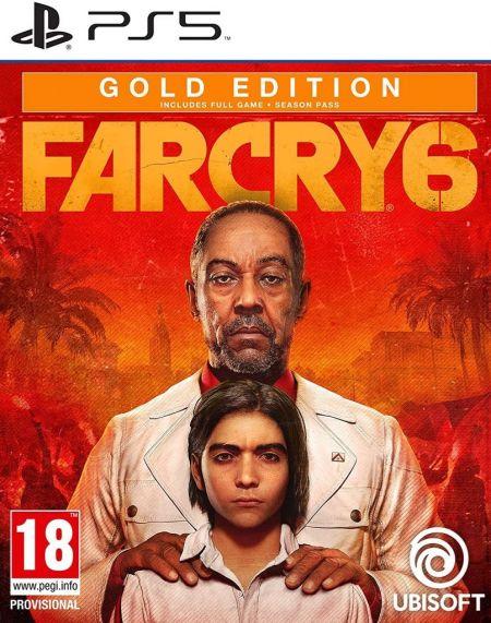 Echanger le jeu Far Cry 6 sur PS5