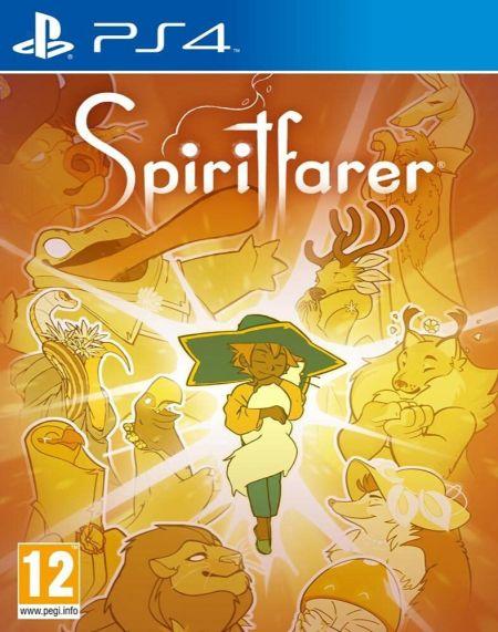 Echanger le jeu Spiritfarer sur PS4