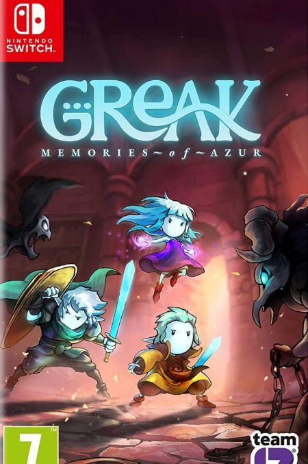 Echanger le jeu Greak: Memories Of Azur sur Switch