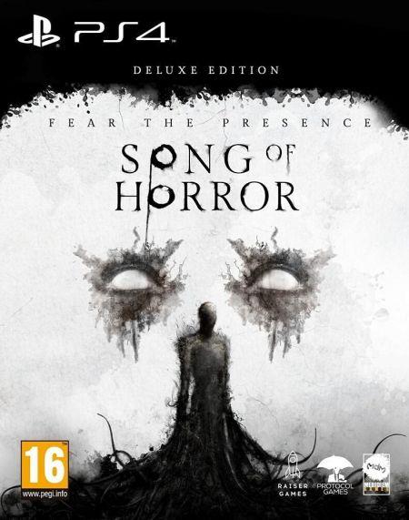 Echanger le jeu Song Of Horror Deluxe Edition sur PS4