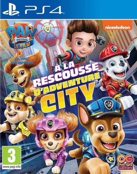 Echanger le jeu Pat' Patrouille - A la Rescousse d'Adventure City sur PS4