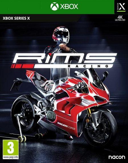 Echanger le jeu Rims Racing sur XBOX SERIES X