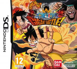 Echanger le jeu One Piece : Gigant Battle sur Ds