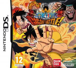 Echanger le jeu One Piece : Gigant Battle sur Ds