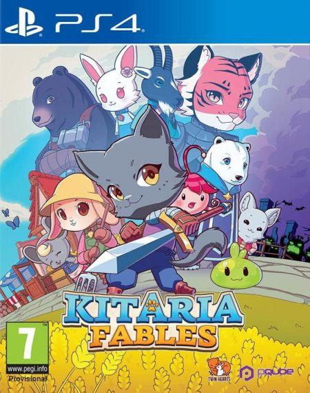 Echanger le jeu Kitaria Fables sur PS4