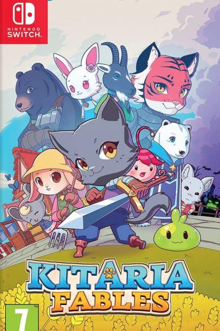 Echanger le jeu Kitaria Fables sur Switch