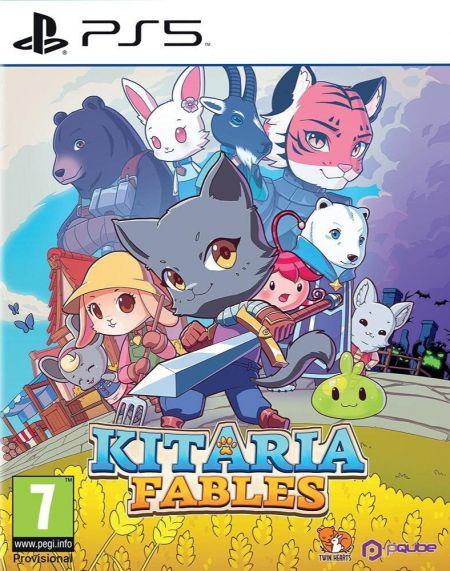 Echanger le jeu Kitaria Fables sur PS5