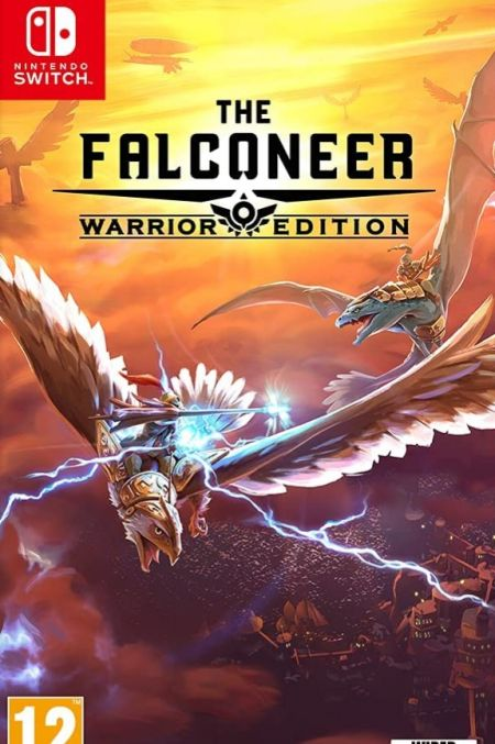 Echanger le jeu The Falconeer Warrior Edition  sur Switch