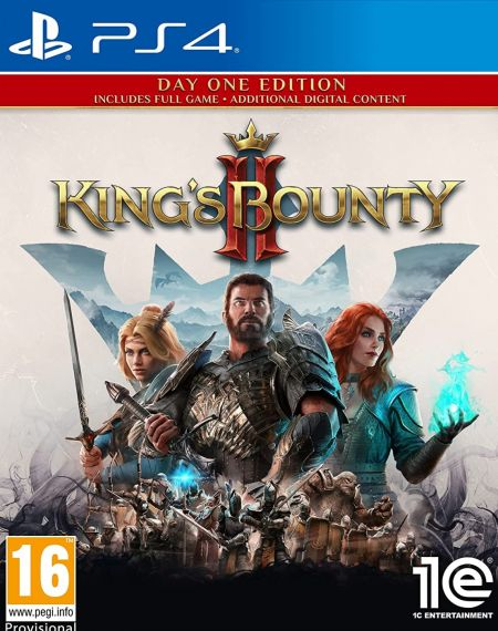 Echanger le jeu King's Bounty II sur PS4