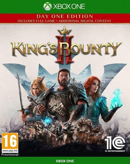 Echanger le jeu King's Bounty II sur Xbox One