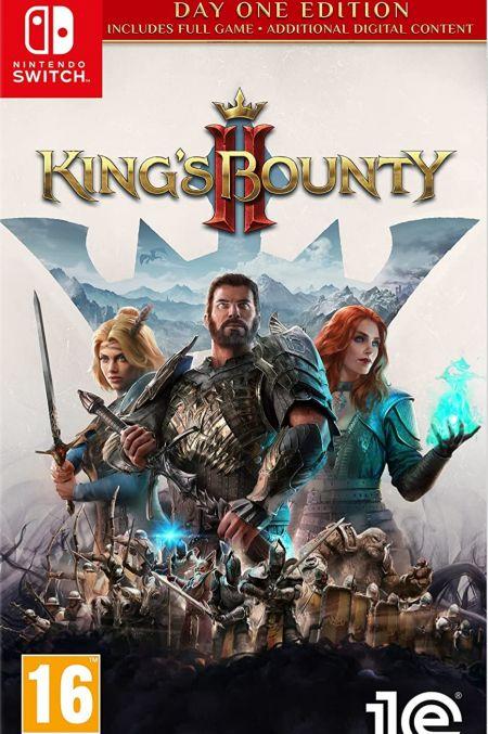 Echanger le jeu King's Bounty II sur Switch