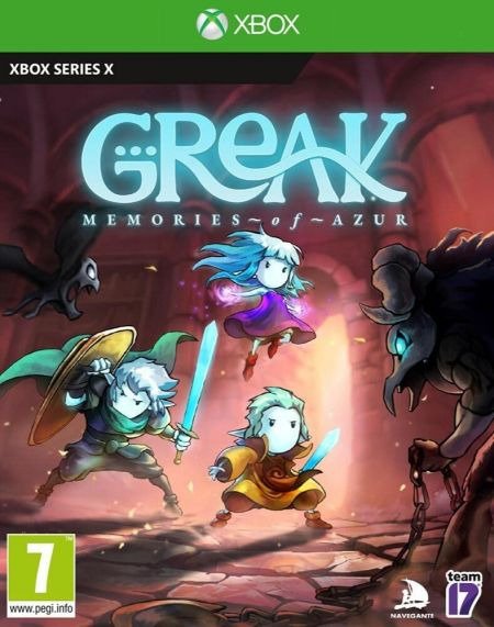 Echanger le jeu Greak: Memories Of Azur sur XBOX SERIES X