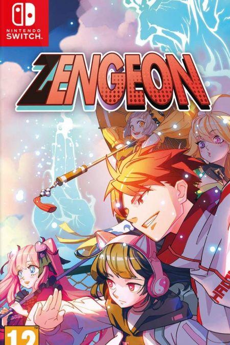 Echanger le jeu Zengeon sur Switch