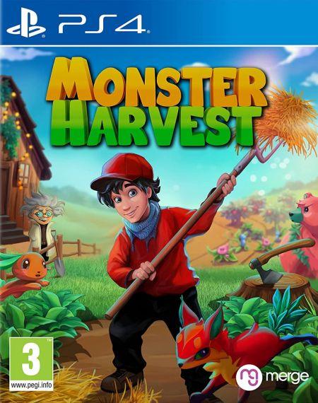 Echanger le jeu Monster Harvest sur PS4