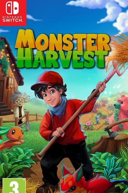 Echanger le jeu Monster Harvest sur Switch