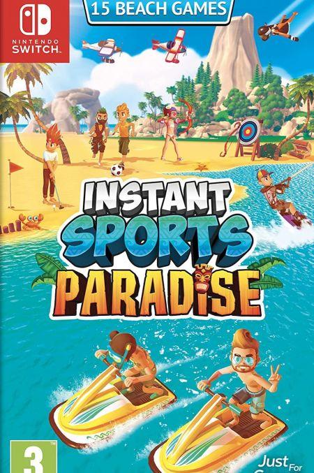 Echanger le jeu Instant Sports Paradise sur Switch