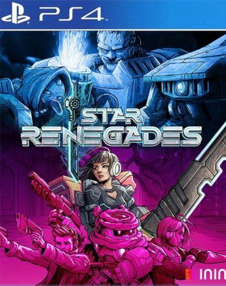 Echanger le jeu Star Renegades sur PS4