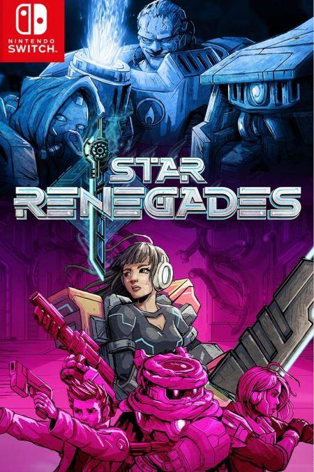 Echanger le jeu Star Renegades sur Switch