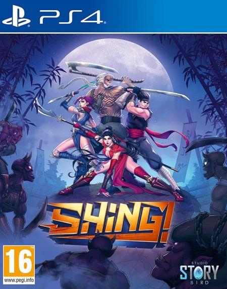 Echanger le jeu Shing! sur PS4