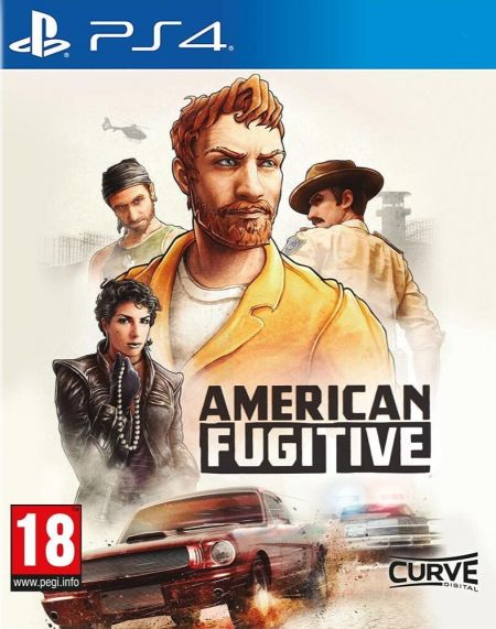 Echanger le jeu American Fugitive: State Of Emergency sur PS4
