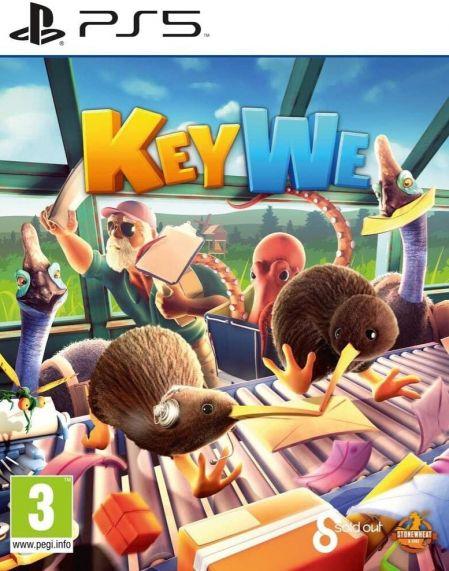 Echanger le jeu KeyWe sur PS5