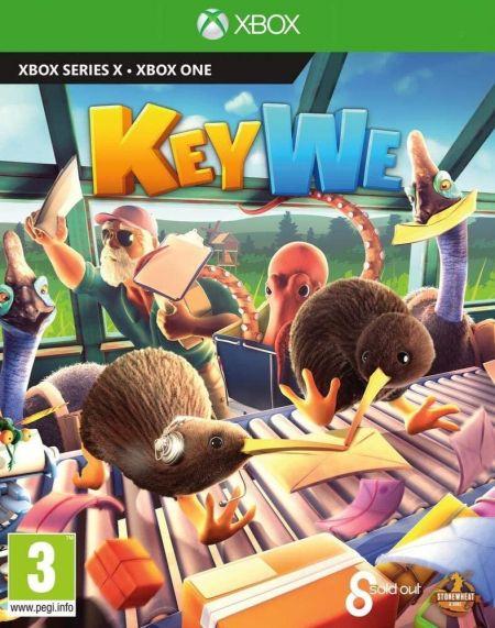 Echanger le jeu KeyWe sur Xbox One