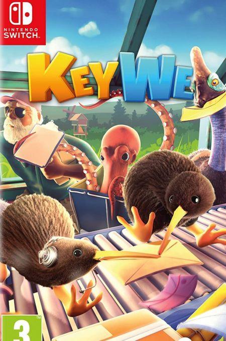 Echanger le jeu KeyWe sur Switch