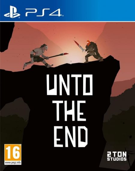 Echanger le jeu Unto the End sur PS4