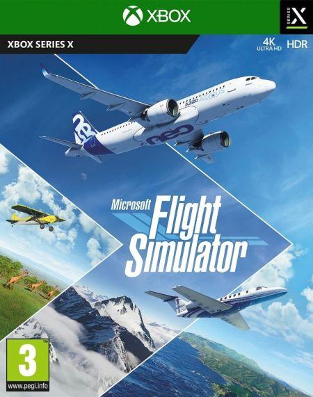 Echanger le jeu Microsoft Flight Simulator sur XBOX SERIES X