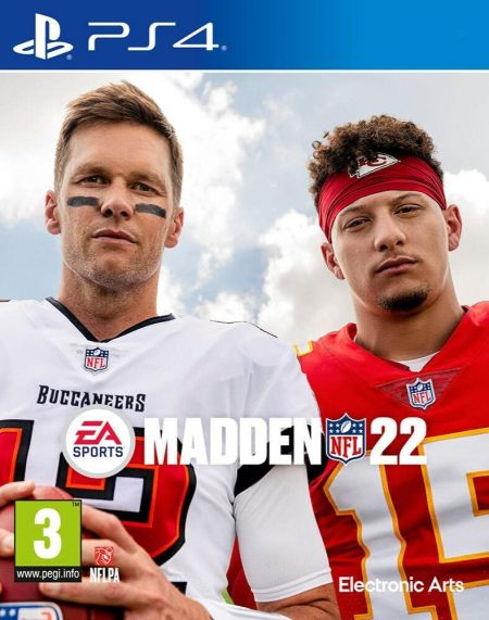 Echanger le jeu Madden 22 sur PS4