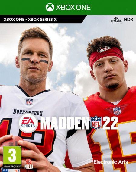 Echanger le jeu Madden 22 sur Xbox One
