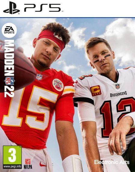 Echanger le jeu Madden 22 sur PS5