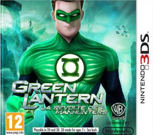Echanger le jeu Green Lantern : La Révolte des Manhunters  sur 3DS