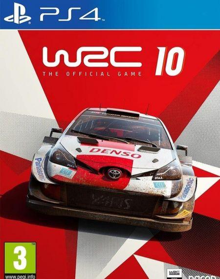 Echanger le jeu WRC 10 sur PS4
