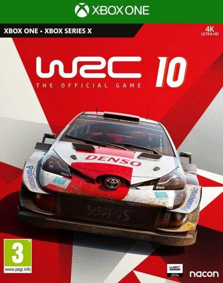 Echanger le jeu WRC 10 sur Xbox One