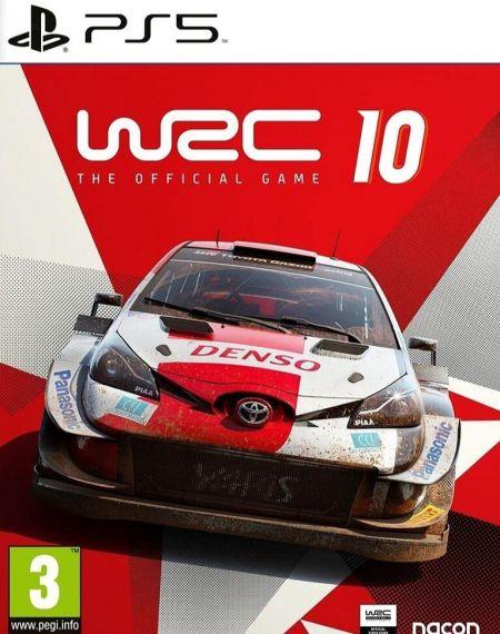Echanger le jeu WRC 10 sur PS5