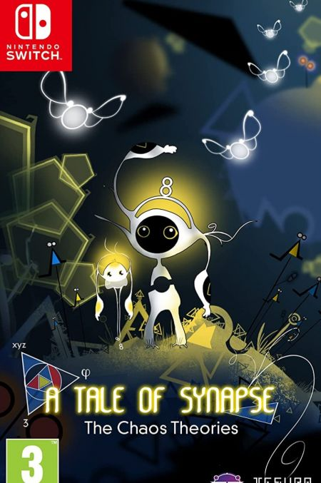 Echanger le jeu A Tale of Synapse The Chaos Theories sur Switch