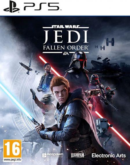Echanger le jeu Star Wars - Jedi: Fallen Order  sur PS5