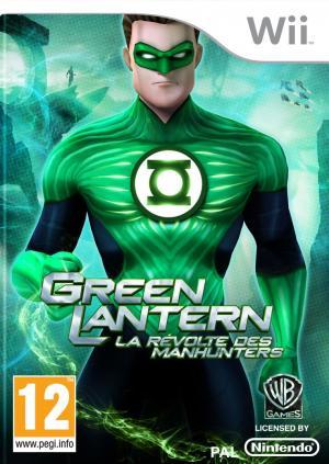 Echanger le jeu Green Lantern : La Révolte des Manhunters  sur Wii