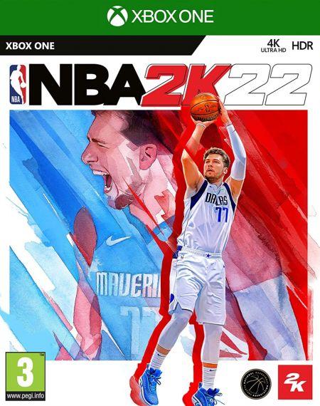 Echanger le jeu NBA 2K22 sur Xbox One