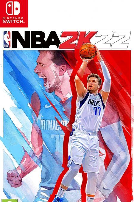 Echanger le jeu NBA 2K22 (Telechargement et Carte MicroSD Requis) sur Switch