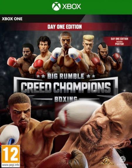 Echanger le jeu Big Rumble : Creed Champions Boxing sur Xbox One