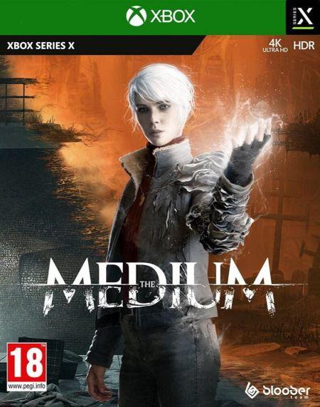 Echanger le jeu The Medium sur XBOX SERIES X