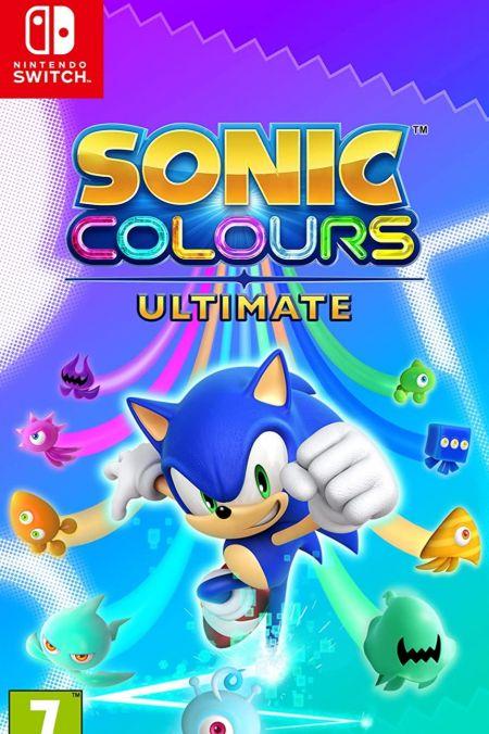 Echanger le jeu Sonic Colors Ultimate sur Switch