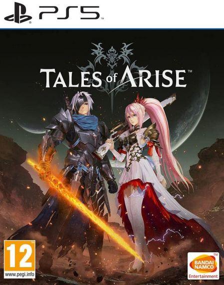 Echanger le jeu Tales of Arise sur PS5